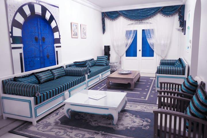 Appartement dans une résidence de charme - Hergla - Pis