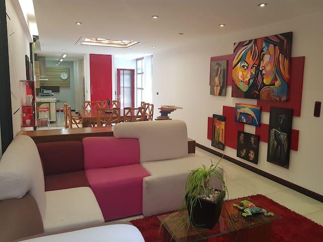 Spacious and Beautiful FULL Apartment in Condesa