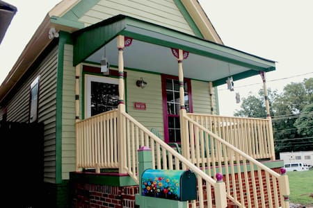 Creole Cottage-Walk to Mercedes Stadium/Dtown Atl