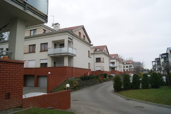 Apartament 55 m2 na Niezapominajek - Rondo Chełm