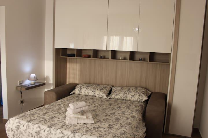Cozy Studio near Navigli - Milaan - Appartement