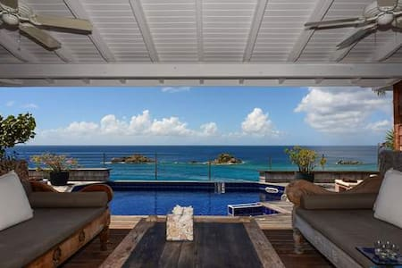 Gustavia Sky - 2bedroom in St Barth - Gustavia - Vila