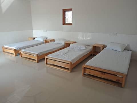 room in dholera | hostel in dholera