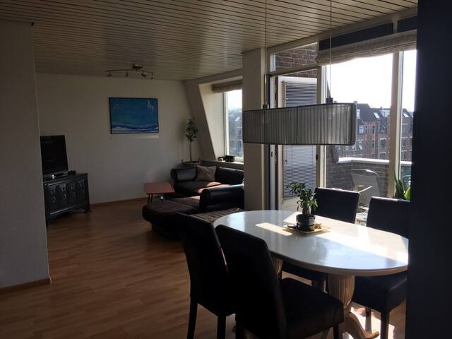 Lovely apartment near the centre of Gouda - Gouda - Lägenhet
