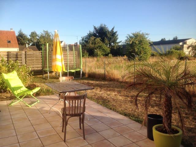 Charmante maison sur les bords du Loiret - Saint-Hilaire-Saint-Mesmin - Appartement