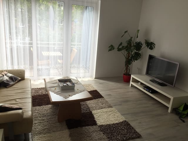 2 room apartment - central location in Kiel - Kiel - Leilighet