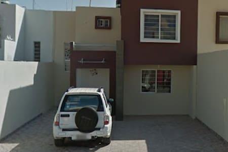 Casa equipada a 10min de centro slp - San Luis Potosí