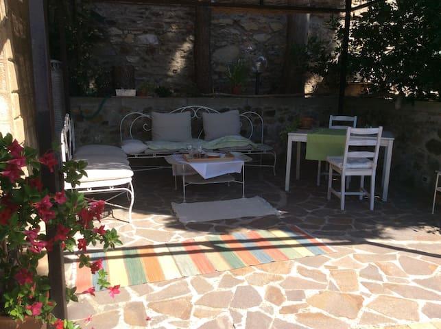 oasi di pace in villa d'epoca - Campiglia Marittima - Leilighet