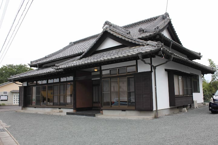 Japanese Elegance near Hot Spring & Sand Bath Spa - Annaka-shi