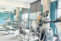 Sonder | Luna Apartments | Vibrant 1BR + Gym