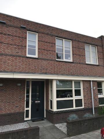 Woning in de kindvriendelijke wijk De Riethoek