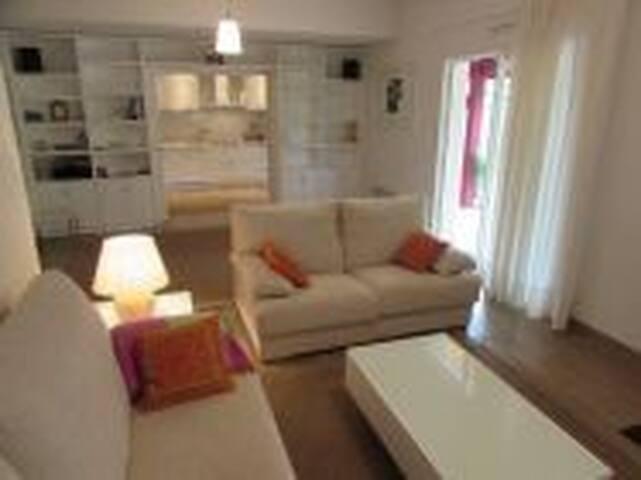 villa 108 m2, près océan,piste cycla,commerce,golf