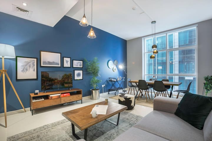1 bedroom, next to World Trade Center, fully equipped, by Blueground