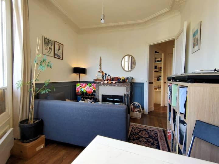 🍀Cozy Apartment- Close to Paris - Pantin 🍀
