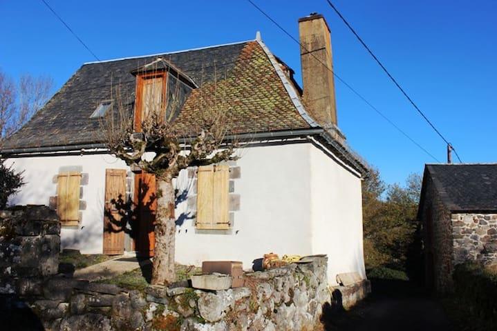 Adorable Fermette de pays 18 XVIII ème Cantou - Ally - House