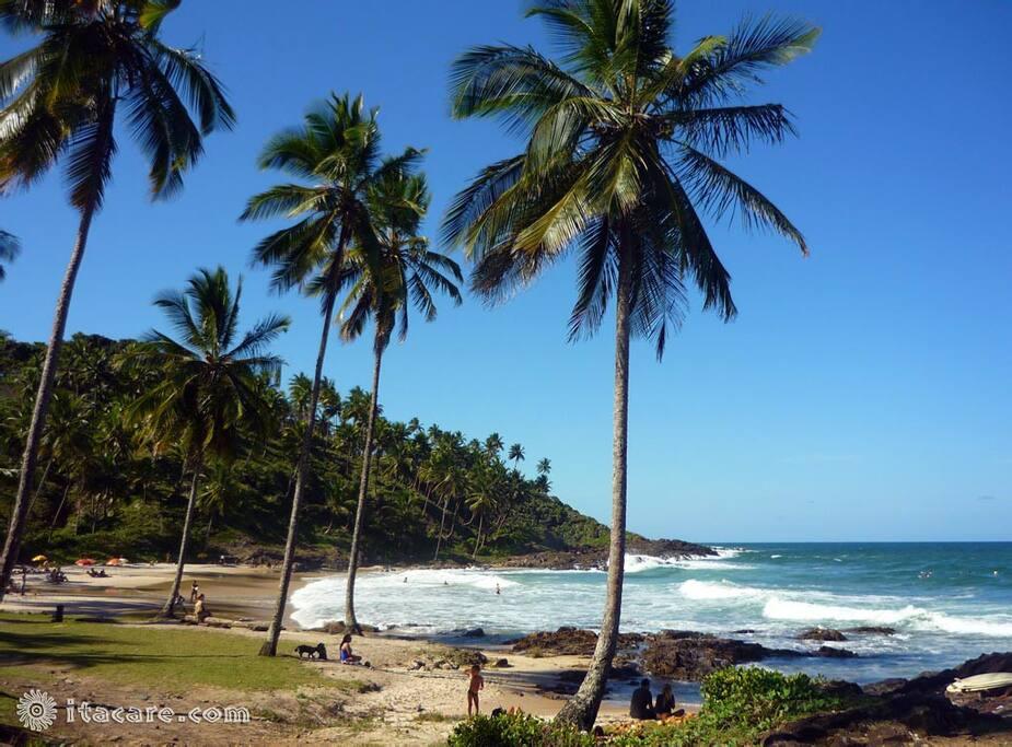 Praia do Resende - 500 m da Casa Pitanga