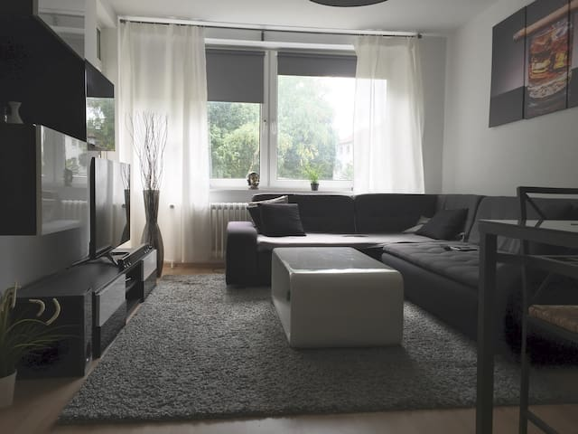 Modern cozy flat - Ideal for Messe & City - Hannover - Apartment