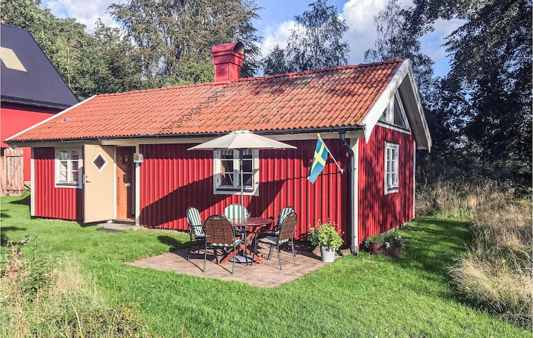 Holiday cottage with 1 room on 60m² in Kalv