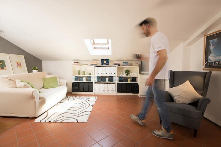 Easy Room-Comfort&Relax - Aria Condizionata