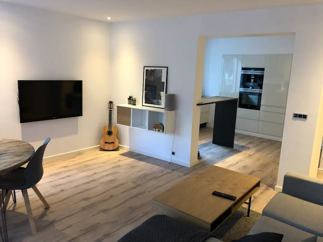 Attractive apartment in the heart of Vejle