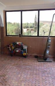 Les eaux de l'atlas - Marrakech - Huvila