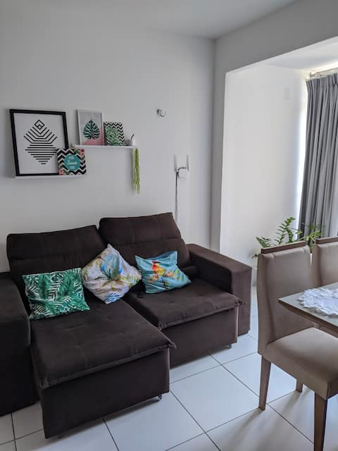Full Apt in the Noble Zone with 3 bedrooms (1 ensuite)
