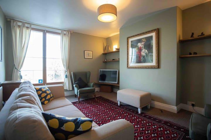 Belle Vue Terrace Apartment.