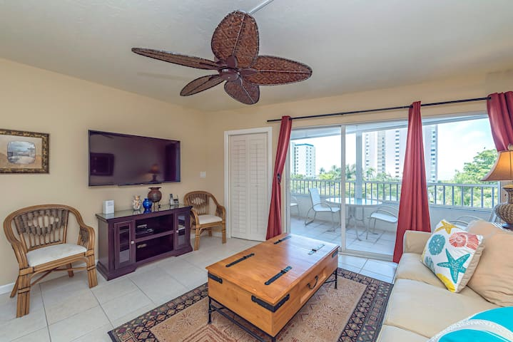 1 BR Condo with beach access - Marco Island - Leilighet