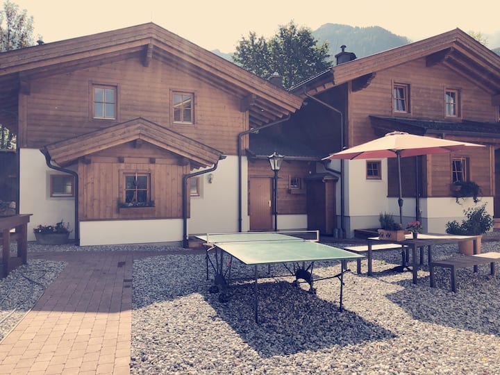 Chalet (4 Adults) with Free Tauern Spa Entry
