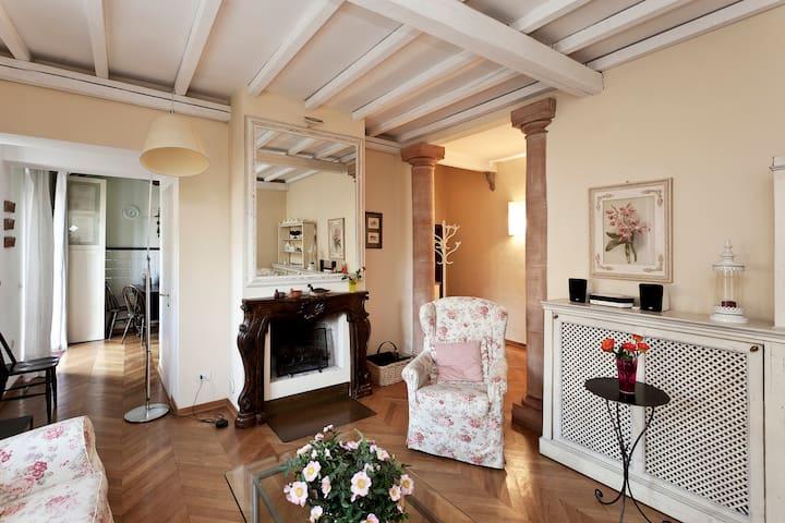 Villa under Piazzale Michelangelo - Florencia - Villa