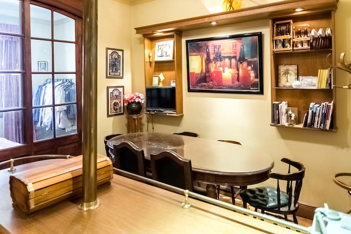 Comfortable independent apartment of 2 main rooms, - Buenos Aires - Wohnung