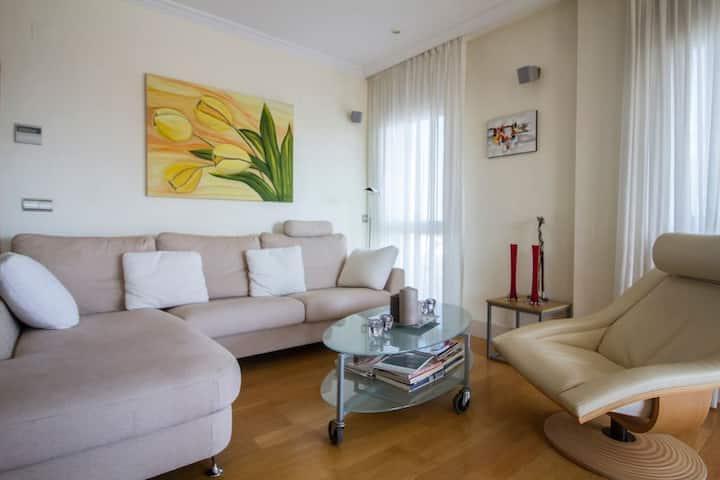 Sabater · Luxurious apartment 'Sabater' in Altea (< 4 p)