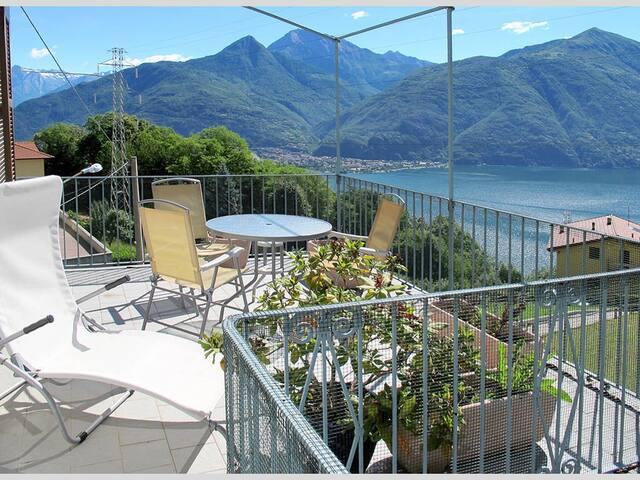 Casa Aurora - Apartment with breathtaking view