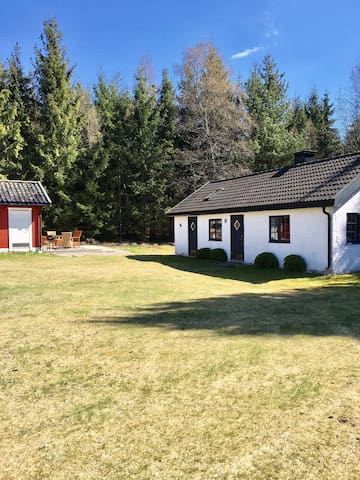 Small cottages nearby the sea - Fredrikstad - Kabin