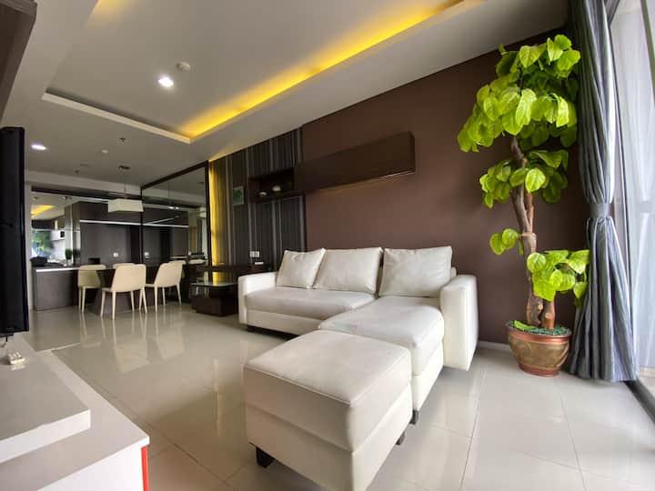 Spacious Smart Premium Apartment in Tebet Pancoran