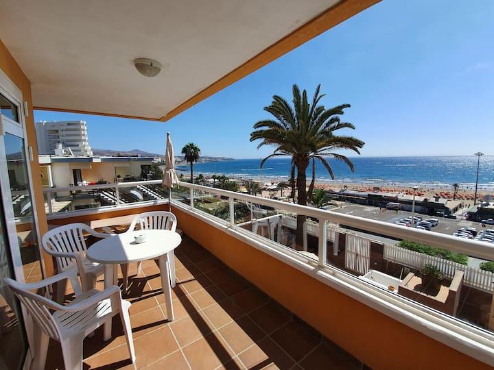 Horizonte - Beachfront Sea View Apartment - A