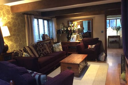 Characterful Converted mill cottage - Ossett - Ház