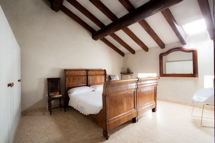 Casa del Pittore Stanza Rossa - Mantova - Casa