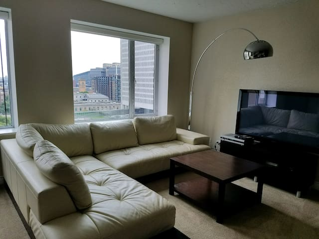 Downtown Minneapolis Condo, Alcove Studio