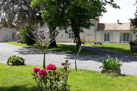 La Gironie : pretty cottage, charm and peace - Pomport