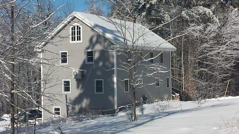 Quiet, open concept, comfortable house