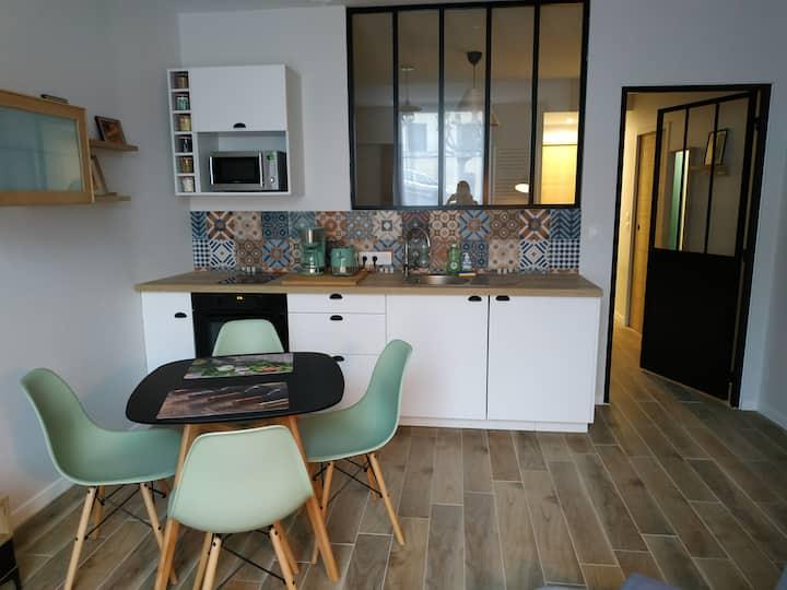 Appartement neuf au coeur de Langeais