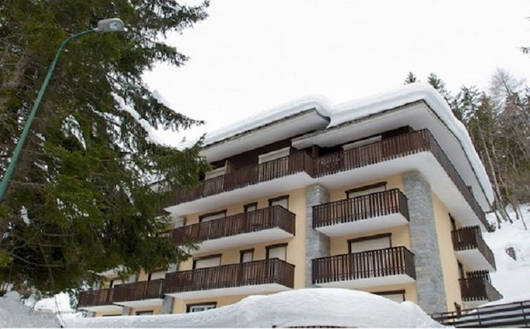 Accogliente bilocale in Madesimo - Madesimo - Apartament