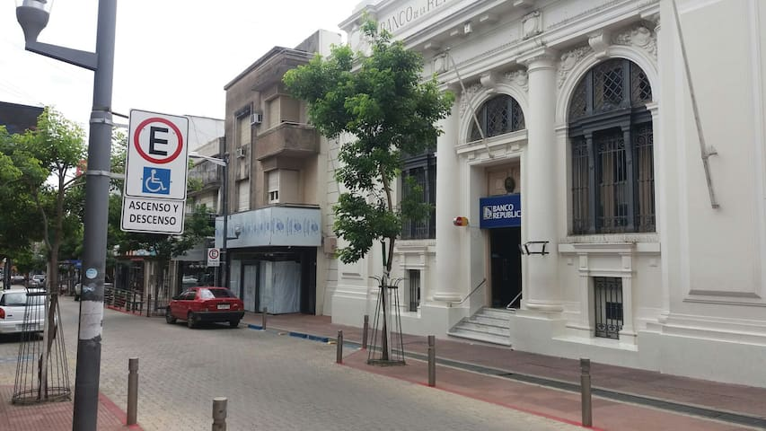 Apartamento de 3 dorms en Paysandu.