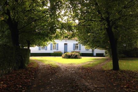 Ferme de Beaupré - Iris - Bonningues-lès-Ardres