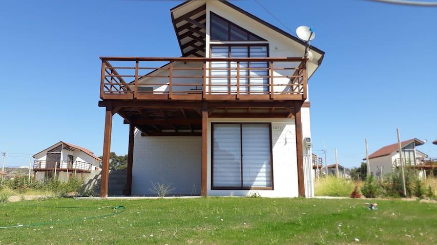 Casa nueva en Tongoy