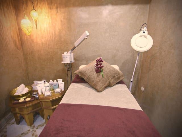 Haven Spa - Beauty room