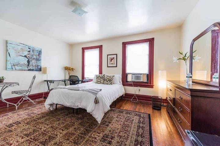 Master Bedroom--Convenient University City!
