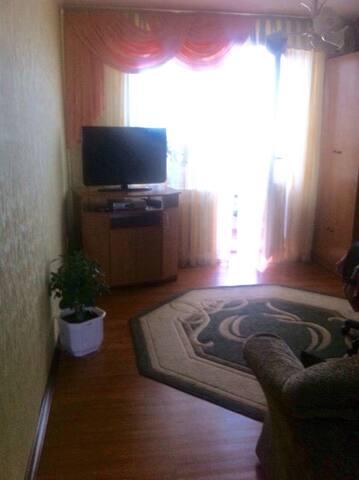 1 bedroom in the center - Cherkasy  - Talo