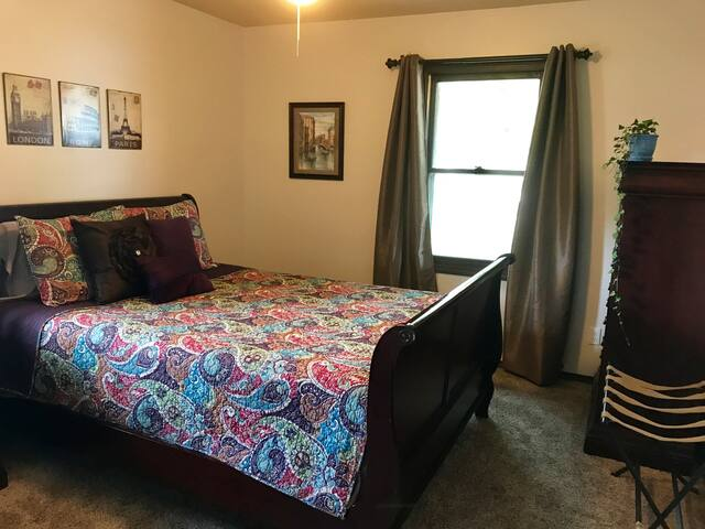 ★ Spacious and Cozy ★ Near UIUC and downtown ★